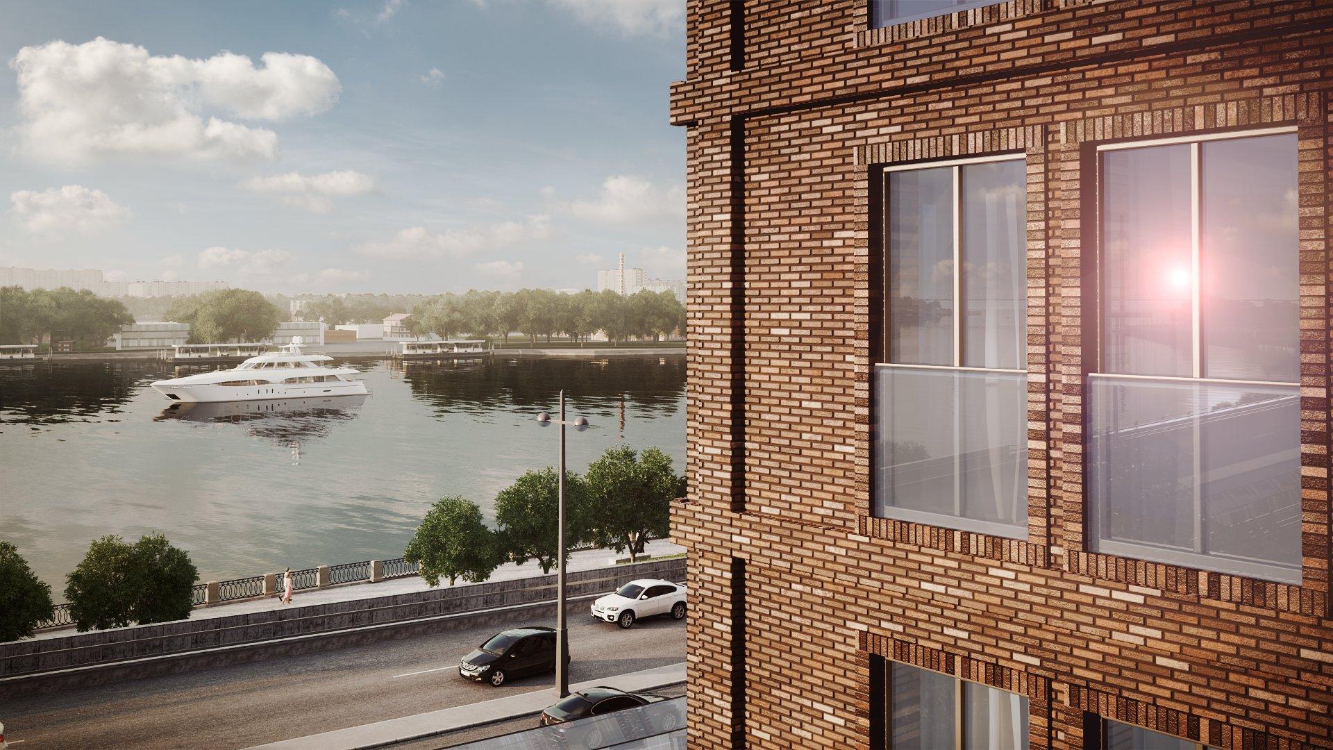 Лофт-квартал Docklands